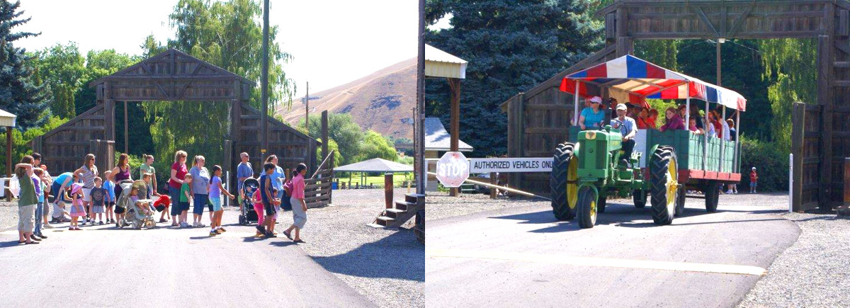 Field Trips/Museum Tour - Central Washington Agricultural Museum