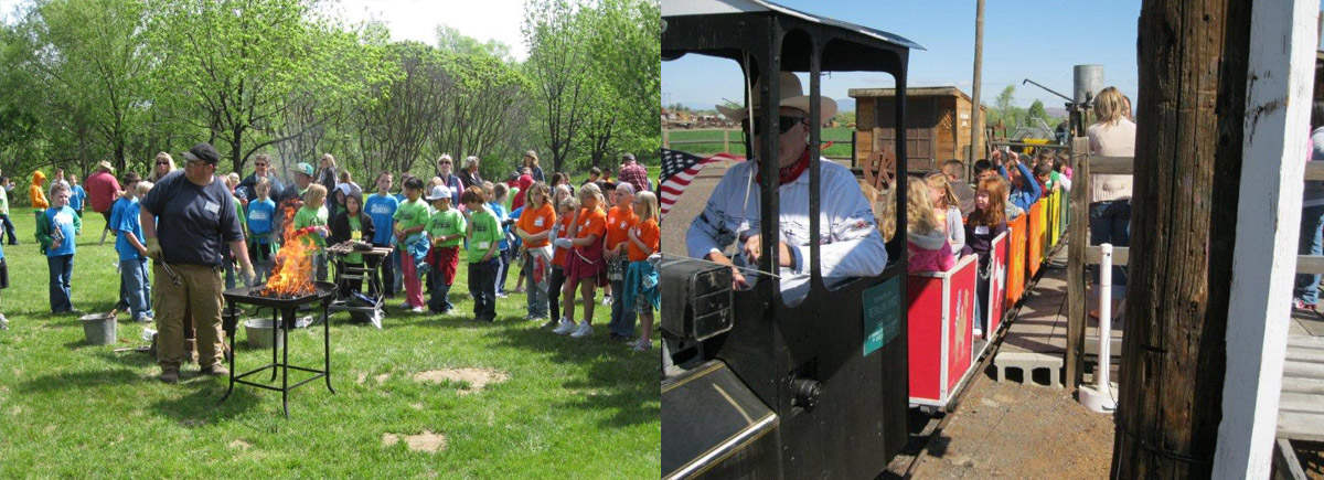 Educational Program - Central Washington Agricultural Museum